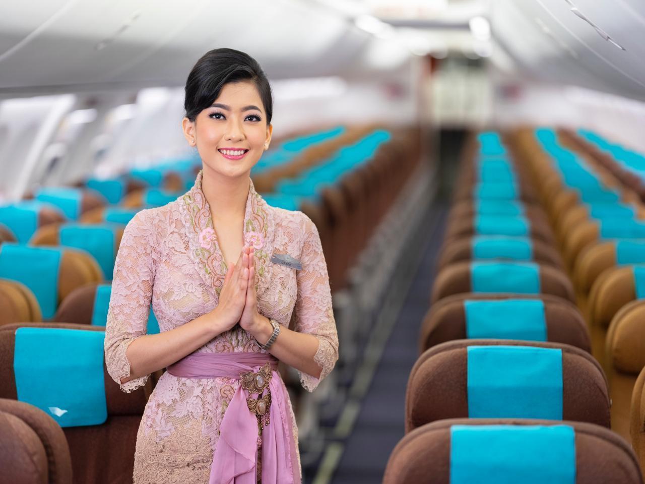 Perluas Jaringan, Garuda Indonesia Buka Rute Bandung-Lampung, Bandung Surabaya