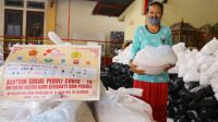 Pengusaha Tionghoa Berikan Bantuan 40 Ton Beras untuk Warga Kudus