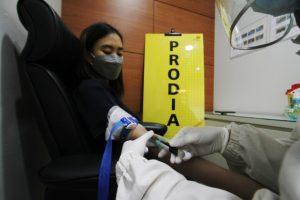 Peringati Hari Jadi ke-48 Tahun, Prodia Berbagi Pemeriksaan Kesehatan Gratis di Tengah Pandemi - SinarHarapan.ID