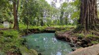 Permandian Matakidi, Keindahan Mata Air di Desa Barangka