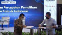 Pos Indonesia Bersinergi dengan APEKSI untuk Layani Masyarakat Indonesia