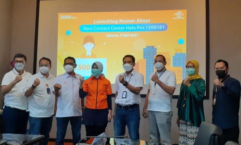Pos Indonesia Luncurkan Nomor Halo Pos Baru