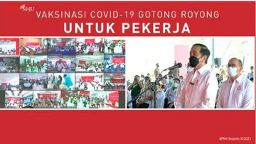 Presiden Jokowi: Ekonomi RI Bisa Tumbuh 7% di Kuartal II-2021