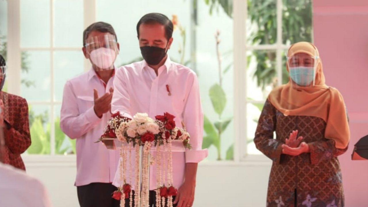 Presiden Jokowi: Surabaya Kota Tercepat Wujudkan Proyek PSEL