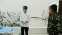 Presiden Jokowi Tegur Kepala Daerah Karena Keterisian RS di Atas 50%