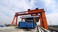 Proyek Kereta Cepat Jakarta-Bandung Capai 73 Persen