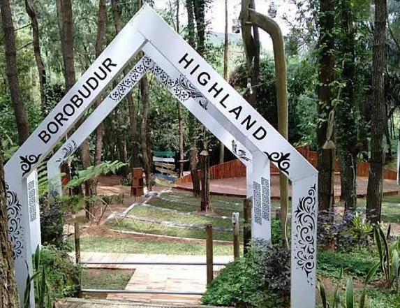 Pulihkan Ekonomi Badan Otorita Borobudur Percepat Bangun Highland