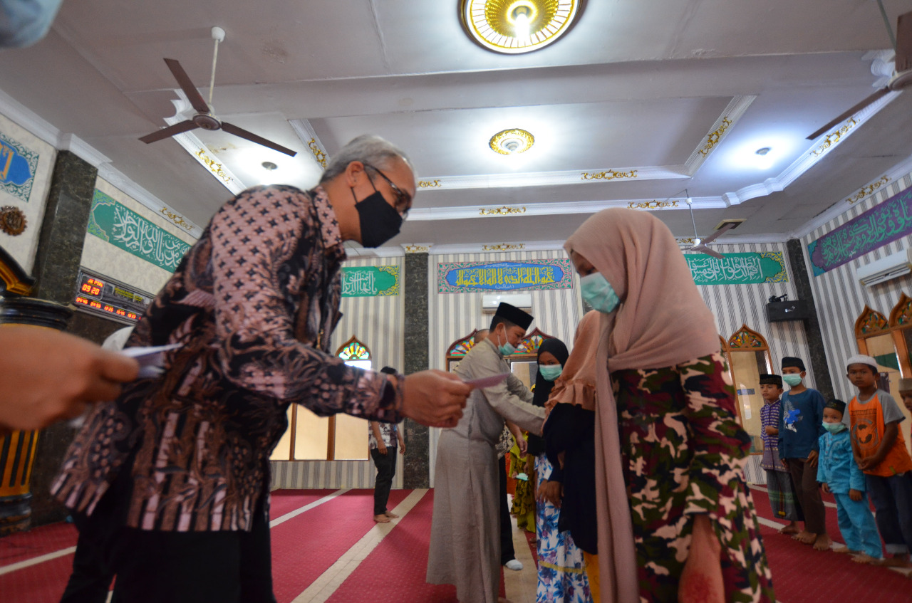 Ramadhan 1442 H, Pelindo 1 Gelar Berbagai Kegiatan dan Salurkan Bantuan kepada Masyarakat