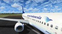 Resmi, Garuda Indonesia Jadi Ofisial Maskapai Penerbangan KONI
