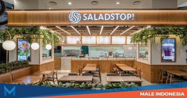 SaladStop! Resmi Terima Sertifikasi Halal MUI