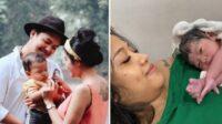 Selamat! Istri Dirly Idol Nola Tyaz Melahirkan Anak Kedua