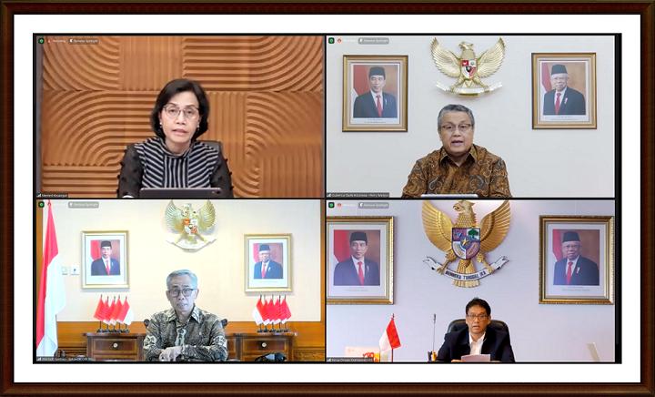 Sinergi Menjaga Stabilitas Sistem Keuangan dan Memperkuat Pemulihan Ekonomi Nasional