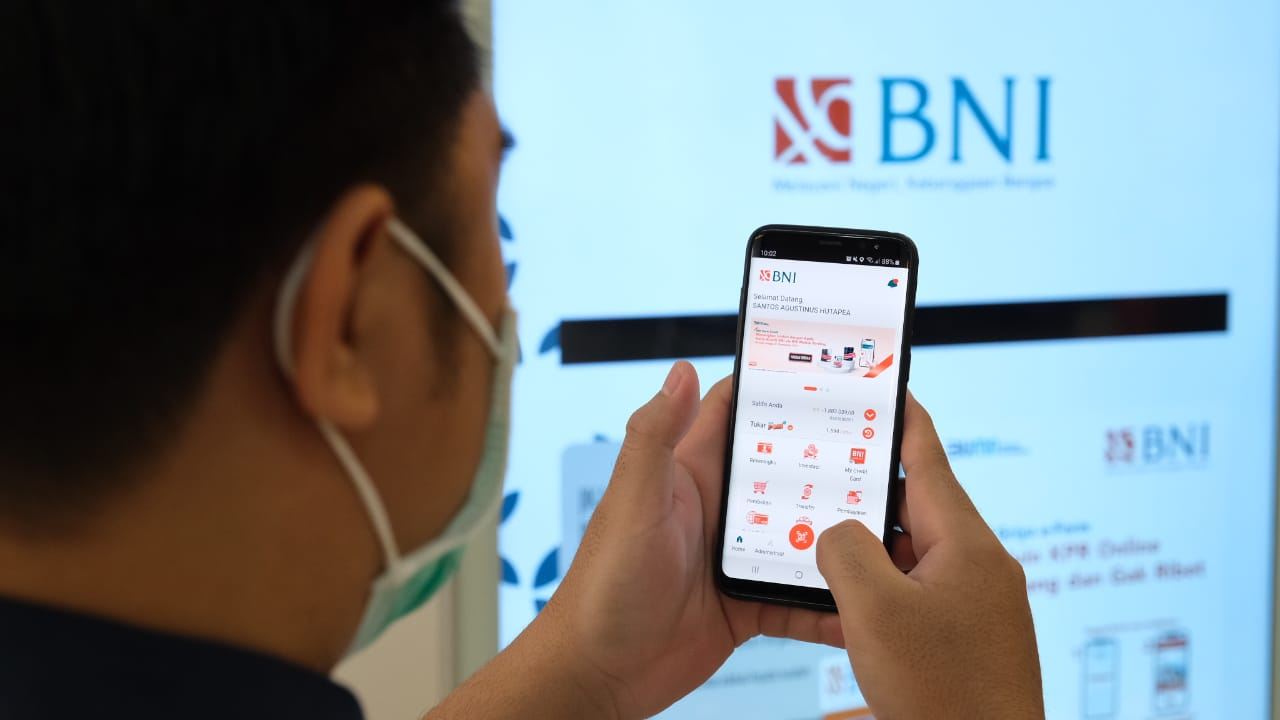 Tak Hanya Gratis, BNI Sediakan Hadiah Bagi Pengguna Mobile Banking