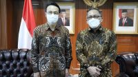 Terima Kunjungan Dubes Jepang, Kepala BRIN Harapkan Kerja Sama