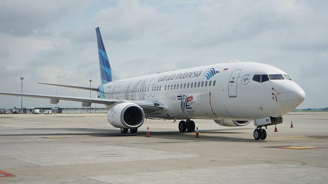 Tetap Layani Penerbangan, Garuda Indonesia: Simak Ketentuan Persyaratan Terbang Periode 6-17 Mei 2021