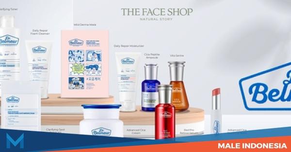 The Face Shop Hadirkan Produk Dr Belmeur Terbaru