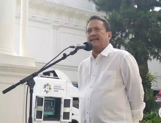 Trenggono Beri Arahan Satgas Berantas Penyelundupan Benih Lobster
