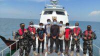 Tunjukkan Kinerja Positif, KKP Bebaskan Lima Nelayan Asal Sumut Yang Ditangkap Aparat Malaysia