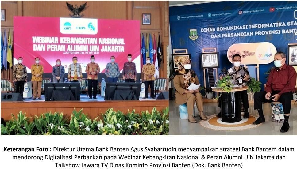 Ungkap Strategi Jitu, Bank Banten Dorong Akselerasi Transformasi Digital