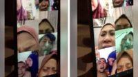 Viral Video Perpisahan Anak dan Ibunya yang Meninggal Karena COVID-19, Bikin Pilu