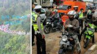 Viral Video dan Foto Kemacetan di Jalan Tikus Saat Mudik, Asli atau Palsu?