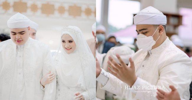 5 Fakta Pernikahan Ameer Azzikra Adik Alvin Faiz, Dari Sumbang Donasi Palestina Hingga Nikah Ba'da Subuh