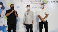 65.000 Pegawai Bank Ikut Vaksinasi Gotong Royong