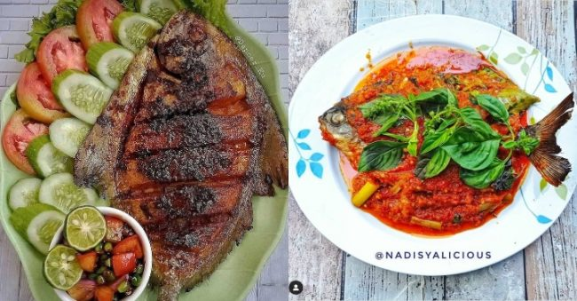 8 Resep Ikan Bawal yang Lezat dan Membangkitkan Selera Makan