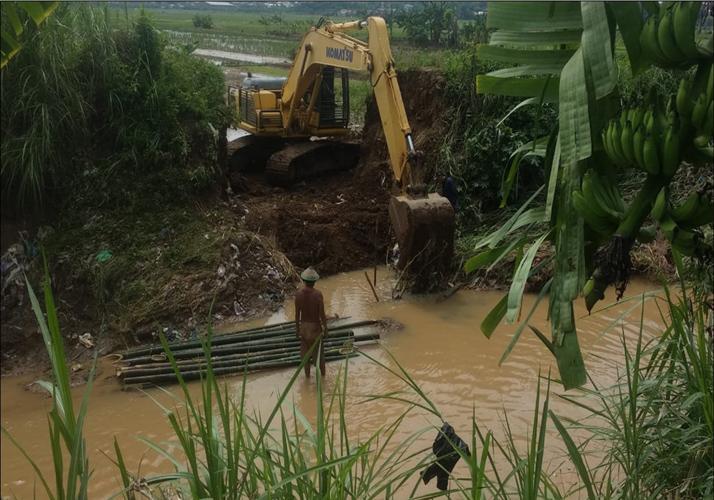 Antisipasi Banjir, Normalisasi Sungai Beringin dikebut Oleh BBWS