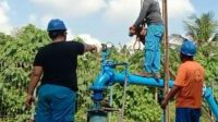 Antisipasi Musim Kemarau, Perumda Tirta Sanjiwani Angkat 4 Unit Pompa