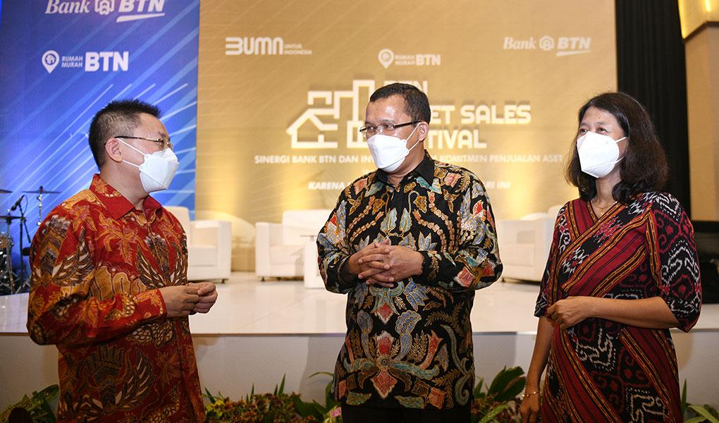 Asset Sales Festival Tahun 2021