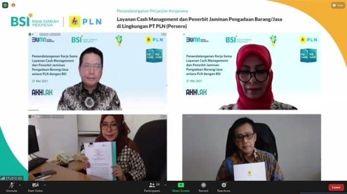 BSI Gaet PLN Perkuat Inklusi Keuangan Syariah di Indonesia