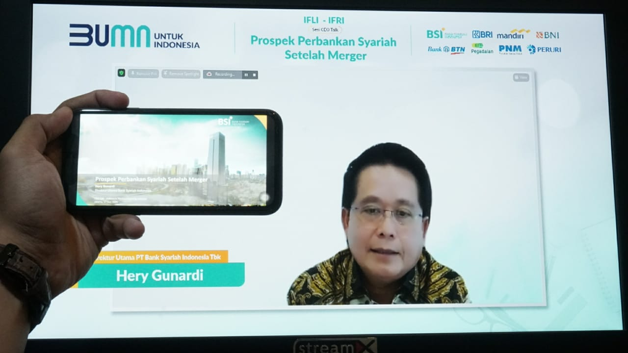 BSI: Prospek Perbankan Syariah Tumbuh Double Digit di 2021