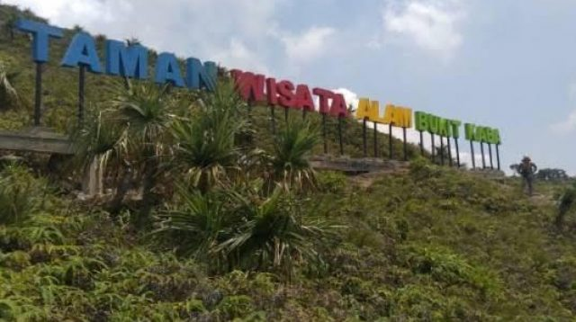 Dispar Rejang Lebong, Pengelolaan TWA Bukit Kaba Kerja Sama BUMDes