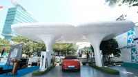 Dorong Ekosistem Kendaraan Listrik, PLN Hadirkan SPKLU Pertama di Gerbang Indonesia Timur