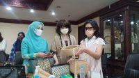 Ekspansi Kerajinan Aceh, Ketua Dekranasda Aceh Kunjungi PT Sarinah