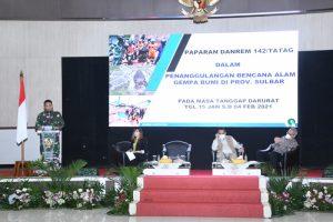FGD Sahli Kasad, Bagaimana Satkowil Berikan Bantuan Kemanusiaan Saat Bencana Alam - SinarHarapan.ID