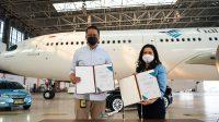 Gandeng Bluebird, Garuda Indonesia Hadirkan Layanan Transportasi Terintegrasi
