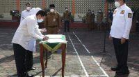 Gubernur Banten Lantik Pengganti 20 Pejabat Dinkes Mundur