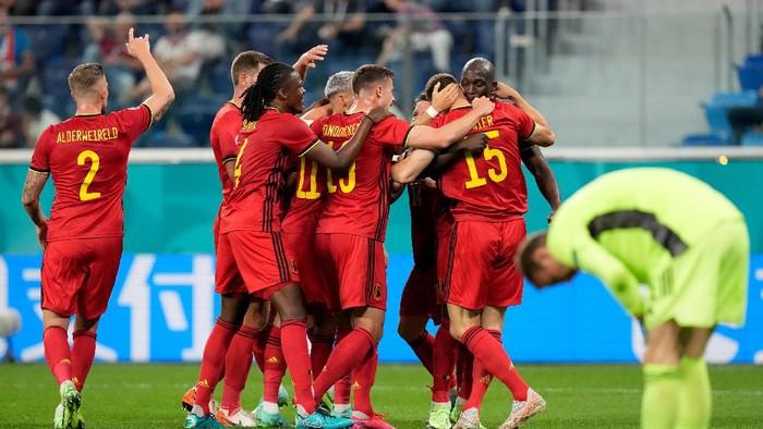 Hasil Pertandingan Belgia vs Russia, Belgia Kalahkan Russia 3-0
