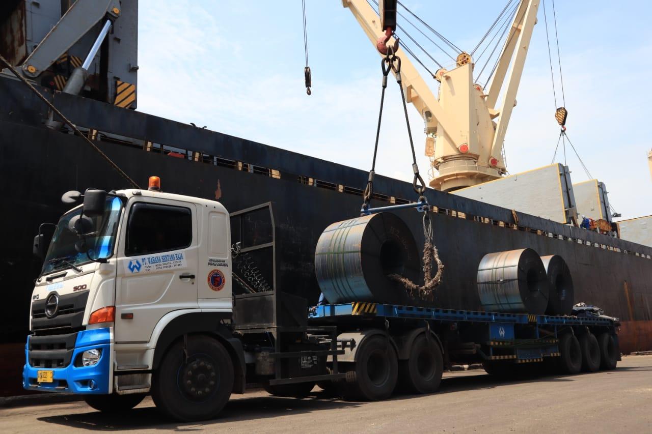 Impor Baja Cenderung Kembali Meningkat, Industri Hulu Dalam Negeri Bakal Mati