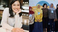Inspiratif! Dian Sastro Relakan Uang Tabungannya untuk Beasiswa Anak Kurang Mampu