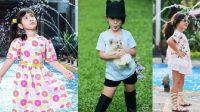 Intip 10 Gaya Fashion Mikhayla Putri Nia Ramadhani yang Stylish, Like Mother Like Daughter