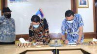 Jasa Tirta II dan PBNU Jajaki Peluang Kerjasama SPAM dan EBT