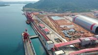 KEK Galang Batang Akan Ekspor 25.000 Ton Alumina Bulan Depan