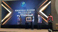KKP Sabet Predikat Sangat Memuaskan di Anugerah Kearsipan ANRI