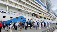 Kemenhub Berangkatkan 242 Kru Kapal Pesiar ke Jerman