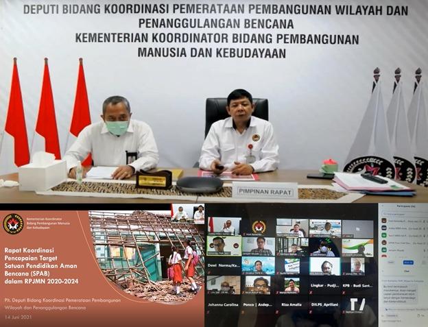 Kemenko PMK dorong pencapaian target SPAB sesuai RPJMN 2020-2024