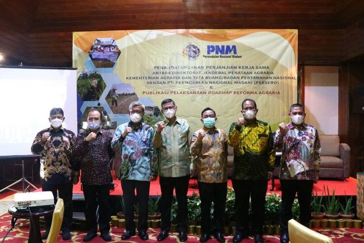 Kementerian ATR/BPN Memperkenalkan Peta Jalan Reforma Agraria