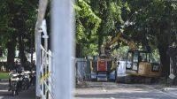 Kempupera Targetkan Bangunan PKL Higienis Selesai Juni 2021